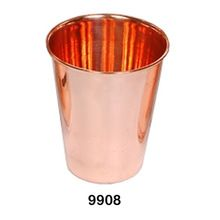 Decorative Pure Copper Wine Glass