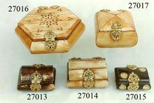 Handmade Bone Boxes