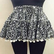 Mini Short Skirt