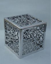 Aluminium Alphabetical Stool
