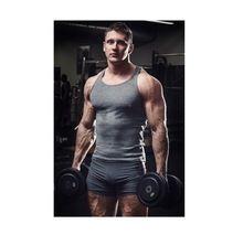 Mens Plain Gym Stringer