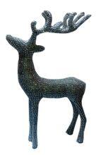 Metal Deer Animal Statue