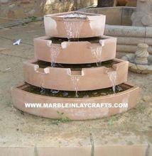 Sandstone Beautiful Water Fountain