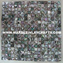 Sea Shell Semi Precious Abalone Wall Tiles