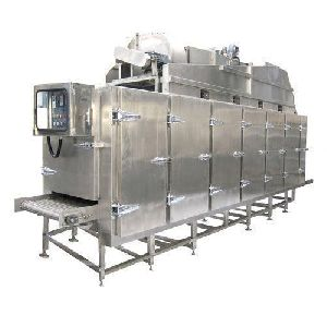 Automatic Conveyor Dryer Machine