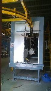 Powder Coating Oven Machine