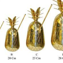 Brass Pineapple antique pineapple