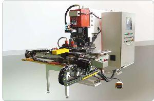 Cnc Steel Plate Punching Marking Machine