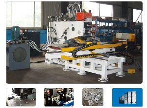 CNC Punching Drilling & Marking Machine