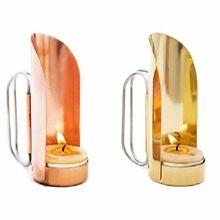 Brass Trekker Lantern