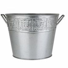 STYLES CHRISTMAS DECORATIVE BUCKET
