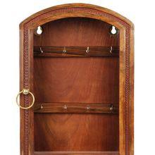 Wood Key Cabinet