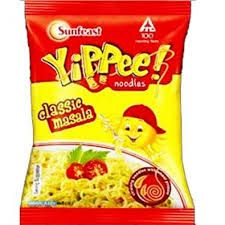 Yippee Spicy Noodles