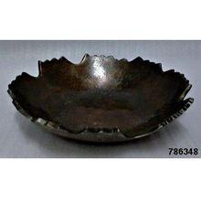Aluminium Metal Fruit Bowl