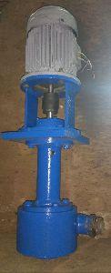 Pu Lined Vertical Slurry Pump