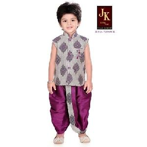Designer Kids Dhoti Suits