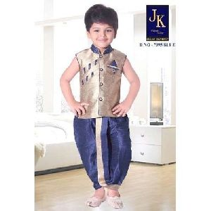 Fancy Kids Dhoti Suits