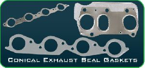 Conical Exhaust Seal Gaskets