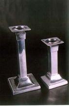 Aluminium Candle Holder Sqr