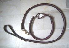 Leather Pet Leashe