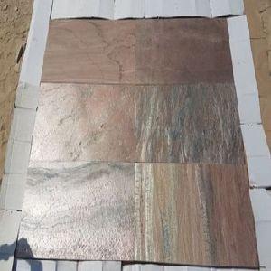 copper rustic slate tile