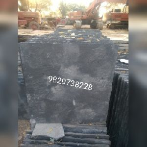 natural black kadappa stone