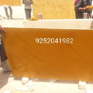 Yellow Jaisalmer Stone Slab