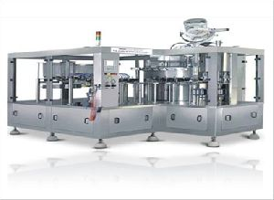 Automatic Mineral Water Bottle Filling And Rinsing Machine