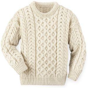 Pullover Woolen Sweater