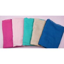 Plain Cotton Women Scarves Shawls