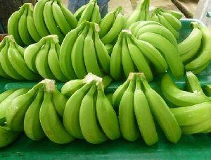 Fresh Cavendish Green Banana