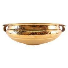 Brass Urli Container Tableware