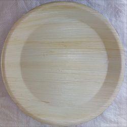 Areca Leaf Plate - Biodegradable, Ecogreen
