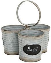 Antique caddy Bucket