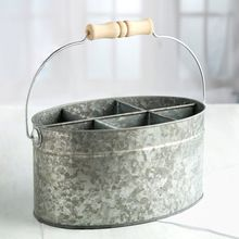 Galvanized Tool Bucket