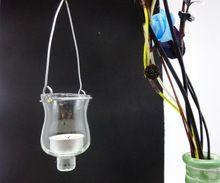 Hanging Votive Glass Candles Holder