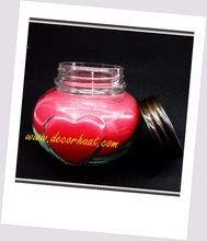 Scented Citronella Glass Jar Candle