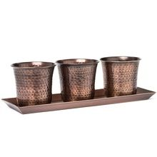 Window Box Planter Pots Antique Copper