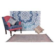 Shaggy Floor Velour Carpet