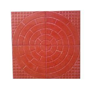 Red Car Parking Tiles