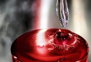 Liquid Red Mercury