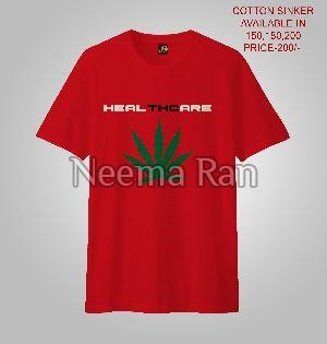 Men Printed T-shirts (thc )