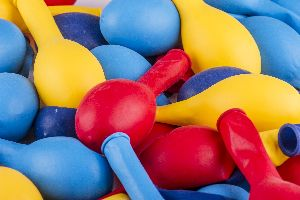 Latex Balloons (9 Inch)
