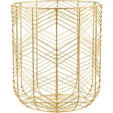 Big Decorative Wire Basket
