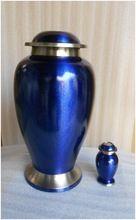 Avondale Blue Adult Cremation Urn
