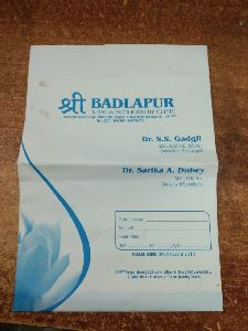 Hospital Envelope Printing Services