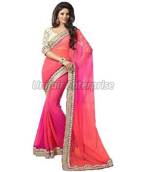 a9f94f3eb61d3 Designer Net Sarees in Surat - Manufacturers and Suppliers India