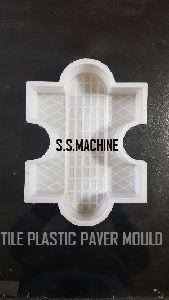 Tile Plastic Paver Mould