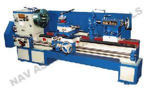 V-Belt Lathe Machine