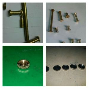 Brass Auto Part